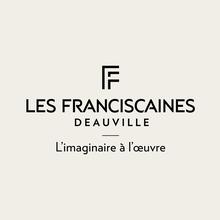Les Franciscaines de Deauville visual identity