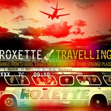Roxette – <cite>Travelling</cite> album art