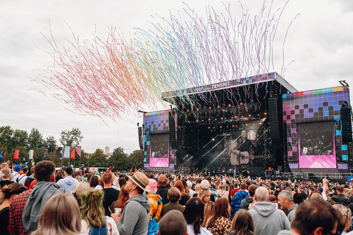 TRNSMT festival 2021 1