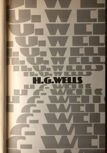 <cite>The Time Machine / The Island of Dr. Moreau / The Invisible Man / The First Men in the Moon / The Food of the Gods / In the Days of the Comet / The War of the Worlds</cite> by H.G. Wells (Heinemann/Octopus)