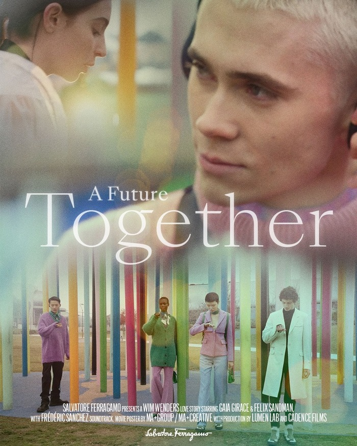 A Future Together by Wim Wenders and Salvatore Ferragamo 1