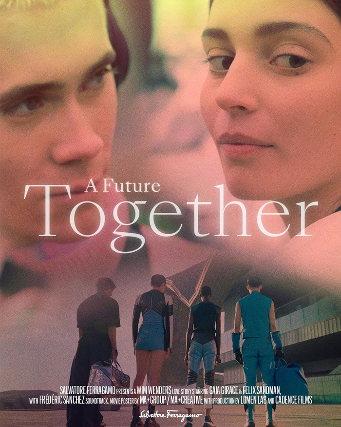 A Future Together by Wim Wenders and Salvatore Ferragamo 2