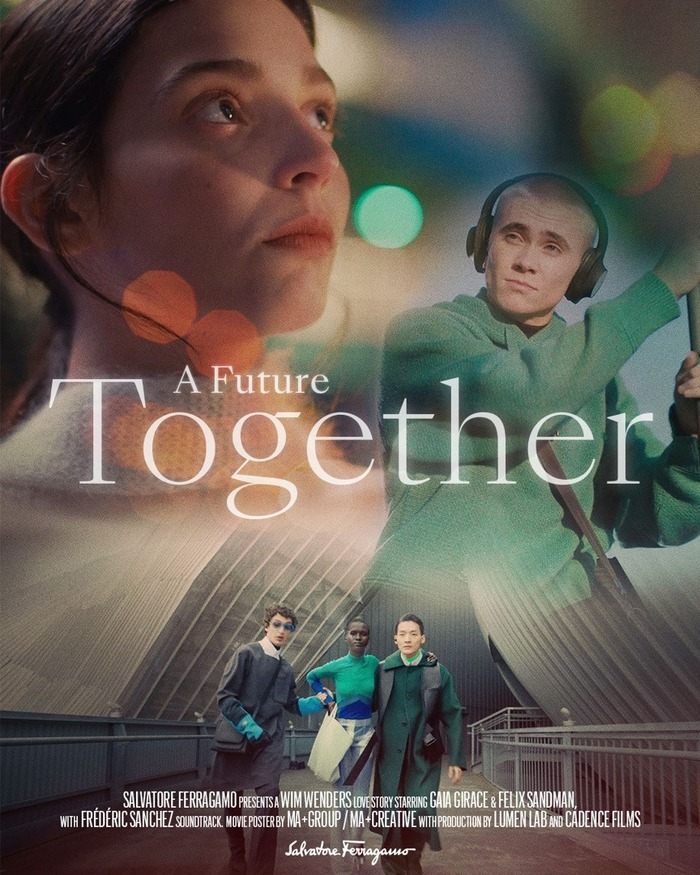 A Future Together by Wim Wenders and Salvatore Ferragamo 3