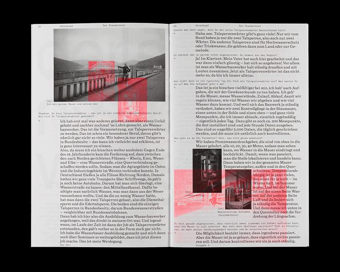 Das Heu magazine, Issue 01 3