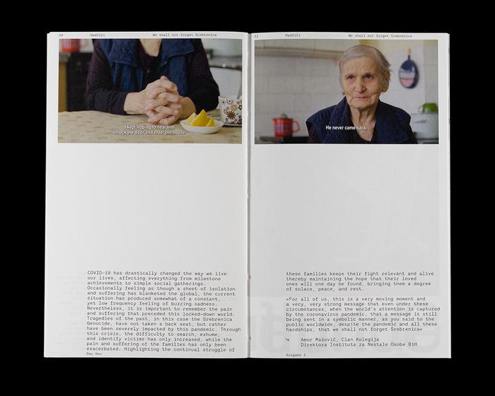 Das Heu magazine, Issue 01 6