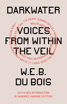 <cite>Darkwater: Voices from Within the Veil </cite>by W.E.B. Du Bois (Verso, 2021)