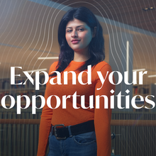 <cite>Expand your opportunities</cite> campaign