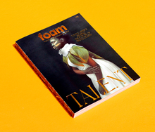 "<cite>Foam</cite> magazine #58, ""Talent"""