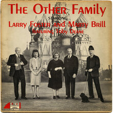 Larry Foster and Marty Brill – <cite>The Other Family</cite> album art