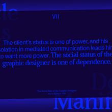 <cite>The Oracle Cards of Design Manifestos</cite>
