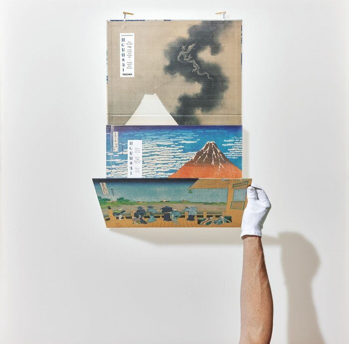 Hokusai: Thirty-six Views of Mount Fuji (Taschen) 9