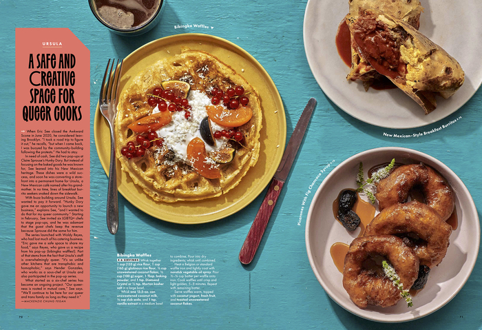 "Bon Appétit, ""The Restaurant Issue"", October 2021 6"