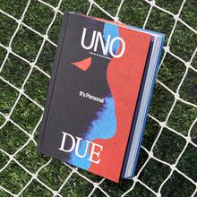 """<cite>Uno-Due </cite>magazine, """"It's Personal"""", Vol. 3, 2021"""