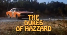 <cite>The Dukes of Hazzard</cite> (1979–1985) titles and end credits