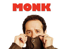 <cite>Monk</cite> (2002–2009) logo and opening titles