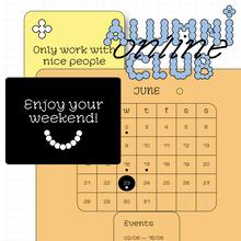 KASK School of Arts Alumni Club website