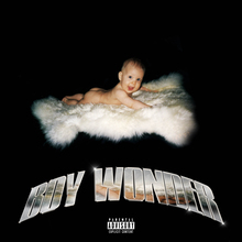 William – <cite>Boy Wonder</cite> album art
