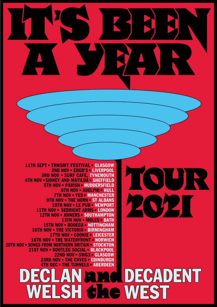 Tour poster.