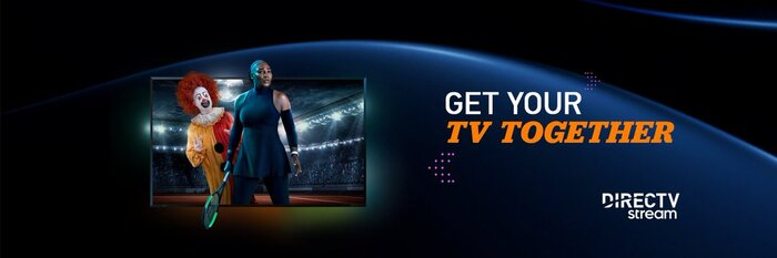"""DirecTV Stream's """"Get your TV together"""" campaign 3"""