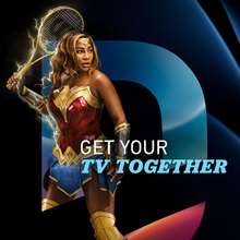 """DirecTV Stream's """"Get your TV together"""" campaign"""