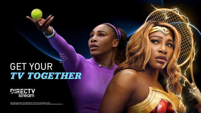 """DirecTV Stream's """"Get your TV together"""" campaign 2"""