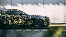 Rolls Royce Spectre teaser