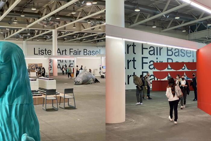 Liste Art Fair Basel 2021 4
