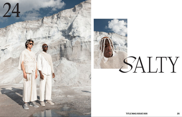 Title magazine rebrand, issue 005 6