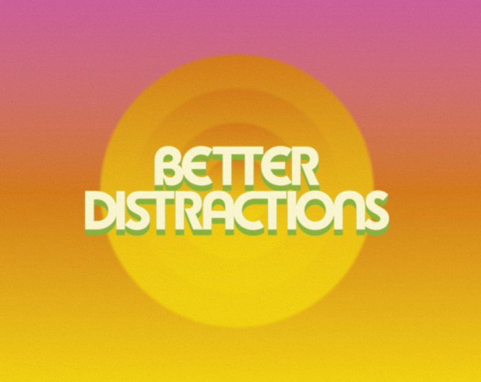 Better Distractions beer by Hop Nation 2
