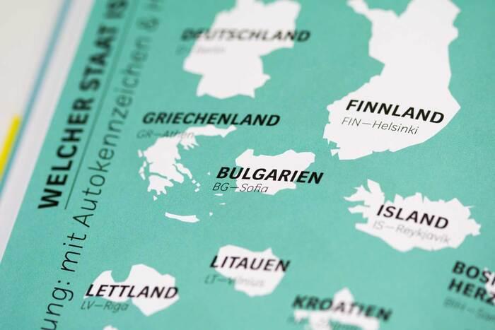 Fragen an Europa by Gesine Grotrian & Susan Schädlich (Beltz & Gelberg) 6