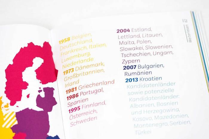 Fragen an Europa by Gesine Grotrian & Susan Schädlich (Beltz & Gelberg) 4