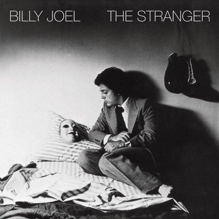 Billy Joel – The Stranger album art 1