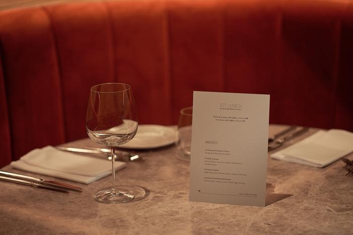 Lucciola restaurant 4