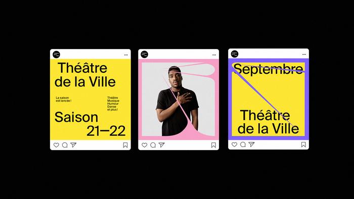 Théâtre de la Ville 2021–2022 8