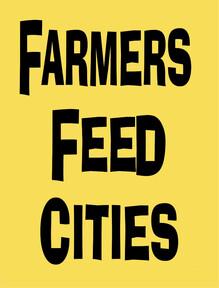 Farmers Feed Cities logo (2008–2014)