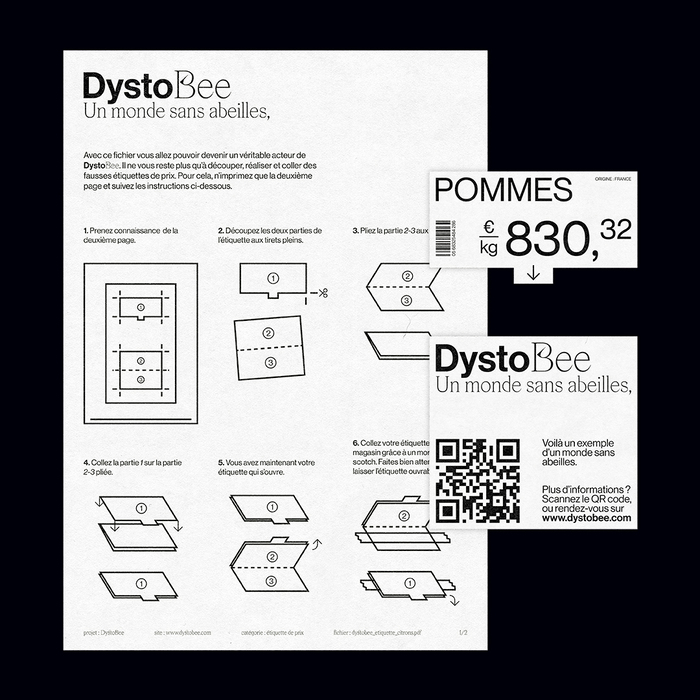 DystoBee 1