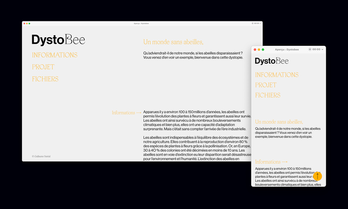DystoBee 5