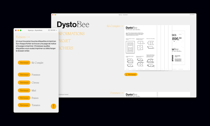 DystoBee 6