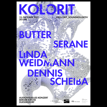 Kolorit Soundkollektiv concert poster