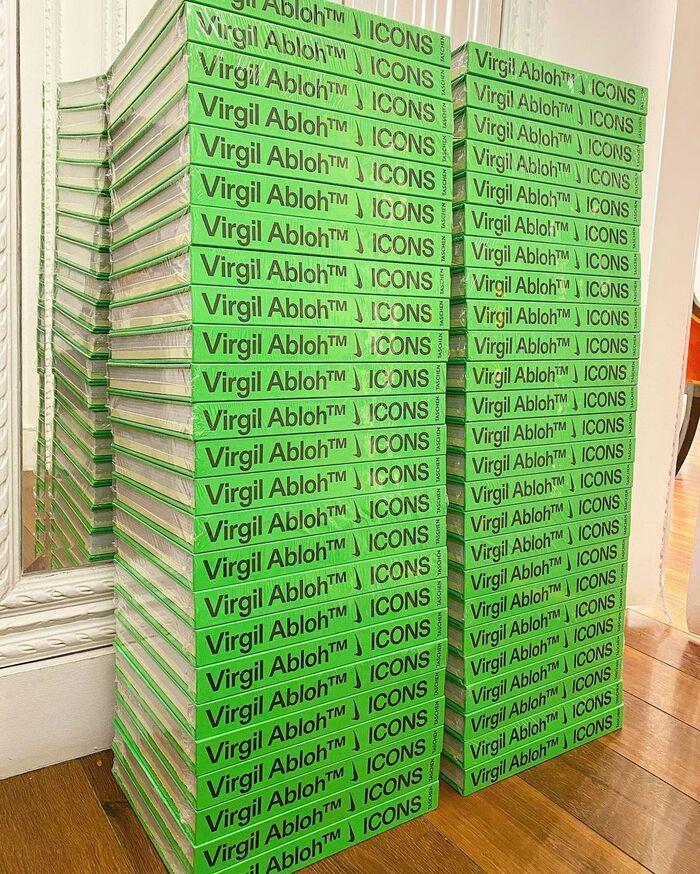 Virgil Abloh: ICONS (Taschen) 2