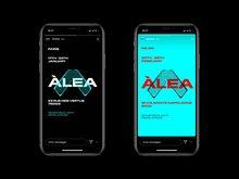 Àlea brand identity
