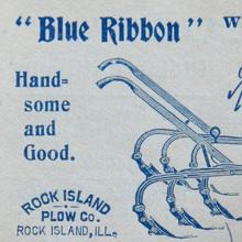 Rock Island Plow Company cultivators ads (1900–1903)