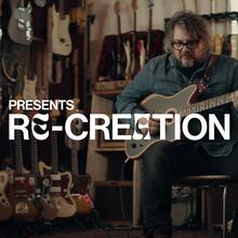 <cite>Re-Creation</cite> series title animation