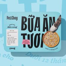 PetChoy rebranding