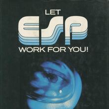 <cite><span>Let ESP Work for You!</span></cite> <span><span>by Patsy Ruth</span> Welding</span>
