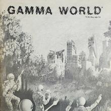 <cite>Gamma World</cite>, first edition