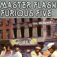 <cite>The Message</cite> by Grandmaster Flash &amp; The&nbsp;Furious&nbsp;Five