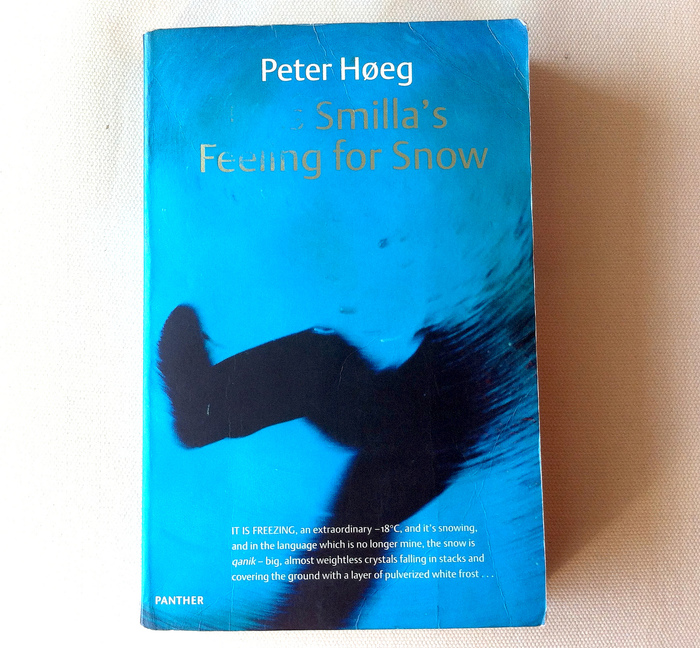 Miss Smilla's Feeling for Snow by Peter Høeg (Harvill Panther Edition, 1996) 2