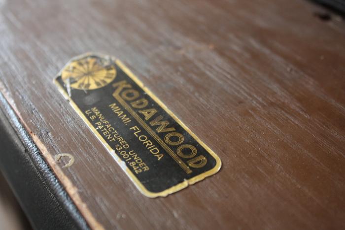 Kodawood Furniture Label 2