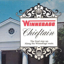 Winnebago Chieftain brochure